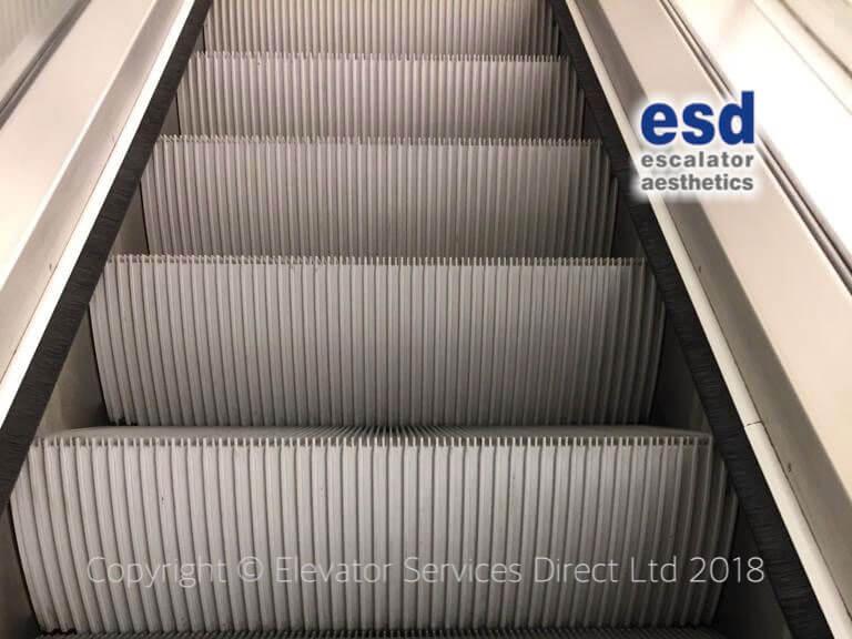 Escalator Cleaning Zara Edinburgh