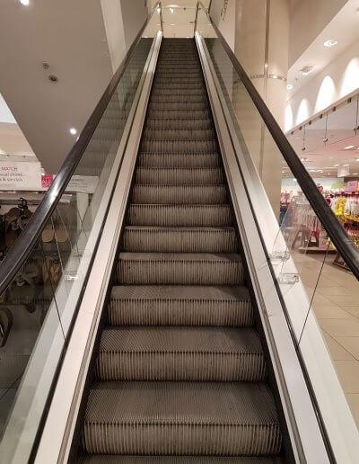 Escalator Cleaning-BHS Bullring3