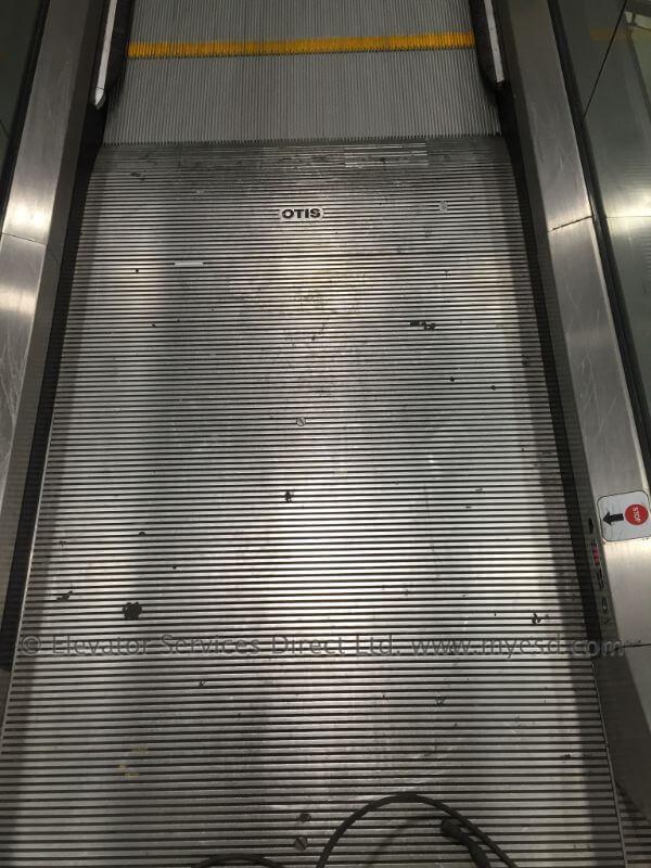 Escalator Cleaning Belfast