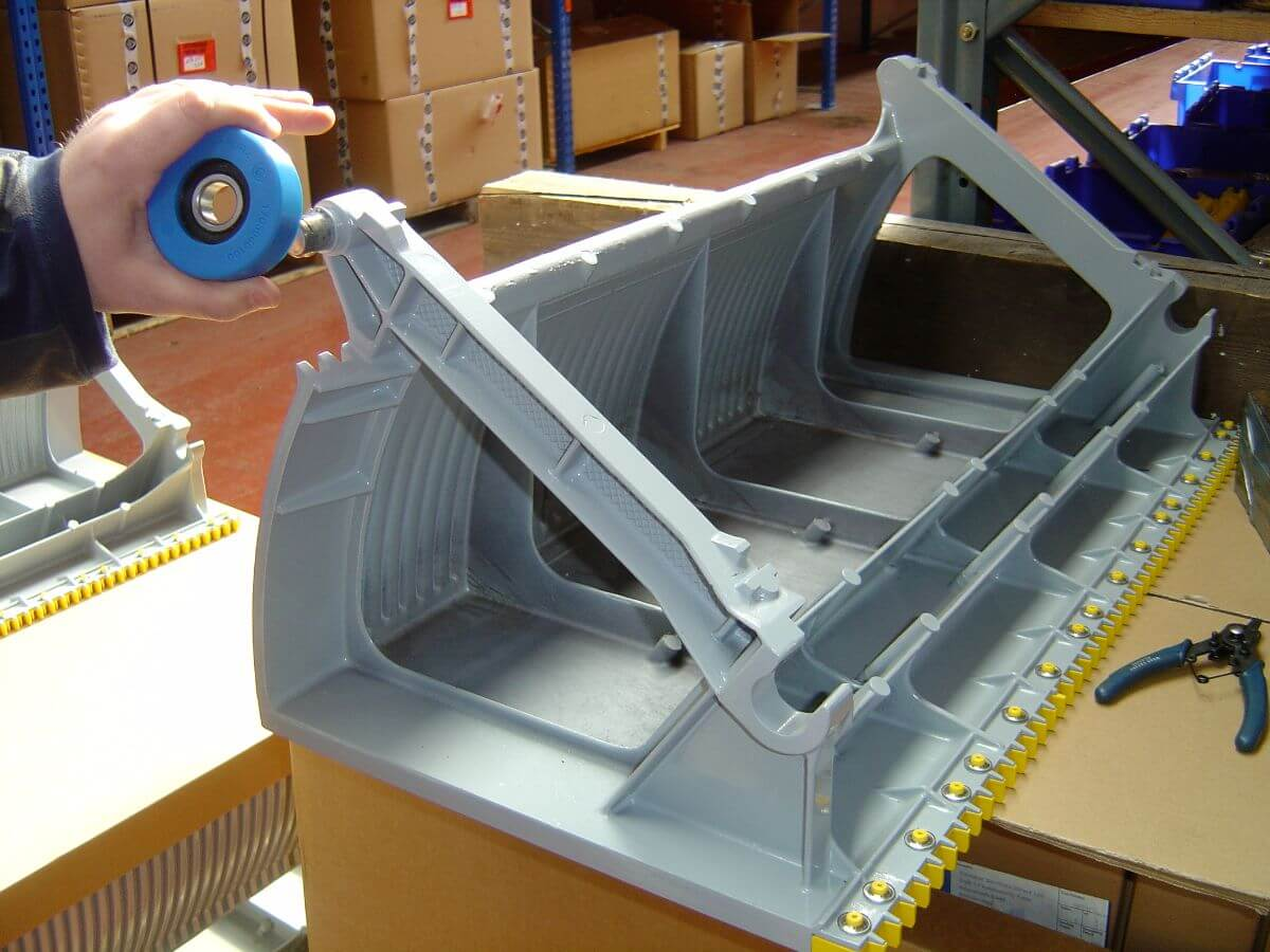 refurbished escalator steps11