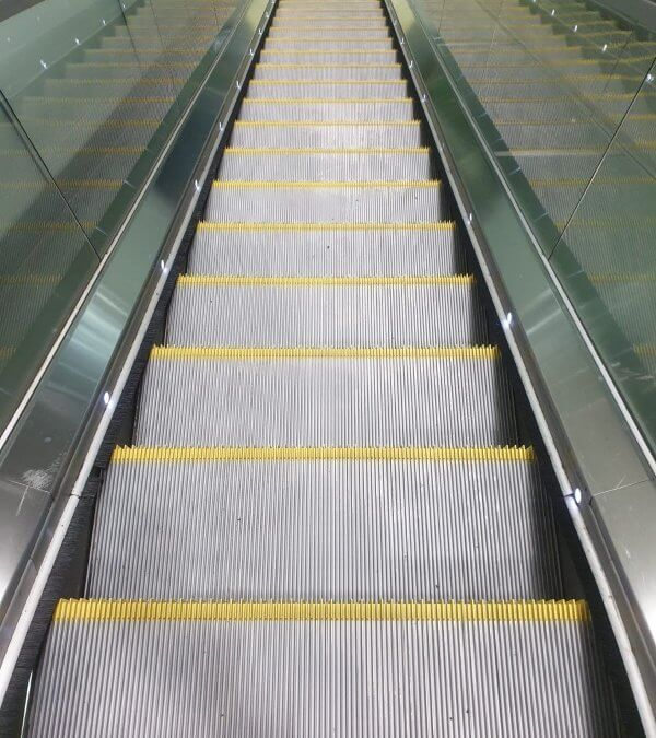 Kingscross Escalators