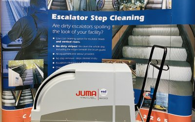 Escalator Cleaning Show Season 2020