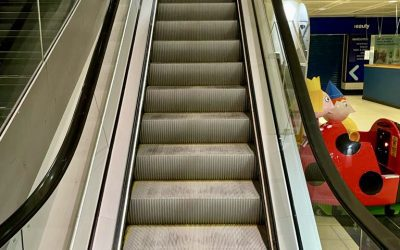 Escalator Cleaning in Inverness